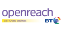 BT Open reach logo